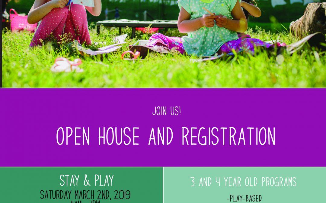 Happy Corner Open House